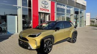 Toyota Yaris Cross 1,5 Hybrid Executive SUV hybridní - benzin