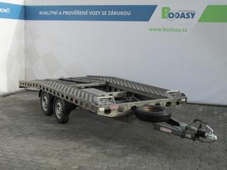 Ostatní PAV 2.0 B 1.majitel ČR  benzin