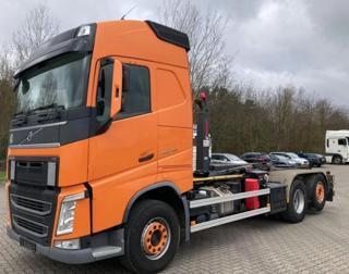 Volvo FH 460 6x2 nosič kontejnerů EURO 6 pro přepravu kontejnerů