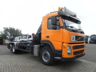 Volvo FM 440  6x2 JNK + HR EURO 5