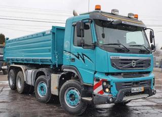 Volvo FMX 460 8x4 Bordmatik EURO 5 sklápěč