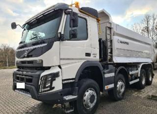 Volvo FMX D13 8x6 S1 EURO 6 sklápěč
