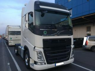 Volvo FH 500 +chladící návěs EURO 6 tahač