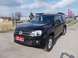 Volkswagen Amarok 2.0 TDi 4Motion, 120 kW, 4X4, Aut. pick up