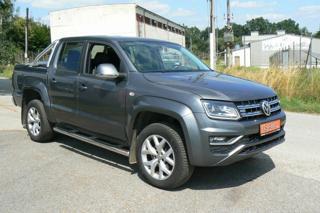 Volkswagen Amarok 3.0TDi V6 DPH 4x4 pick up