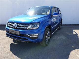 Volkswagen Amarok 3,0 TDI 190 kW 4Mot 8AUT DC Aventura pick up nafta