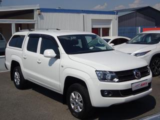 Volkswagen Amarok 2.0 BITDI; ČR; 1MAJ; 132KW; TOP STA SUV
