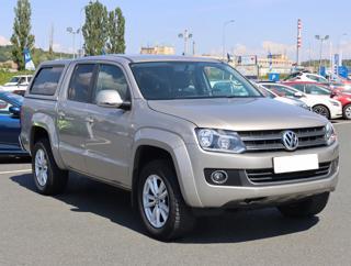 Volkswagen Amarok 2.0 BiTDI 120kW terénní nafta