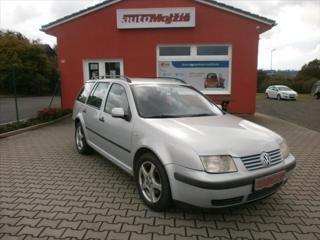 Volkswagen Bora 1,6 MPI 74 kW STK 6/2023 kombi benzin