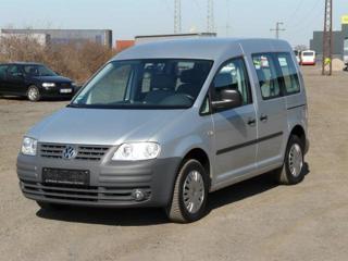 Volkswagen Caddy 1.6 i  benzin