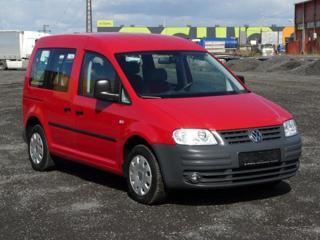Volkswagen Caddy 1.4 i AC  benzin