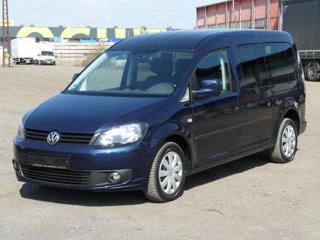 Volkswagen Caddy 1.6 TDi maxi  nafta