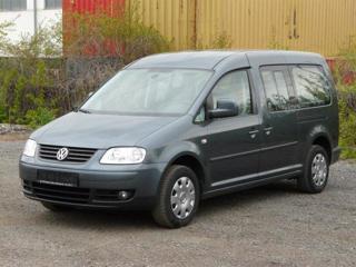 Volkswagen Caddy 1.6 i maxi  benzin