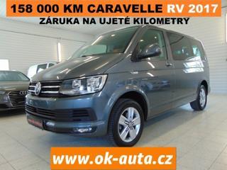 Volkswagen Caravelle 2.0 TDi Automat  nafta