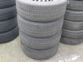 Ostatní 4x pneu+disk 235/65R16C  letní