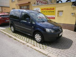 Volkswagen Caddy 1.6 TDI LIFE KLIMA kombi