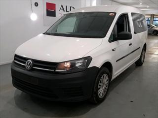 Volkswagen Caddy 2,0 TDI Klima 5-Míst 1.Maj DPH MAXI kombi benzin