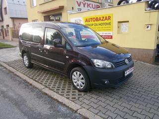 Volkswagen Caddy 1.6 TDI MAXI LIFE 7 MÍST kombi