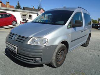 Volkswagen Caddy 1.9TDi 77kW kou. v ČR kombi