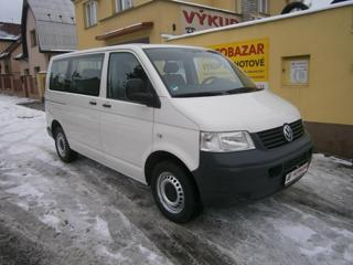 Volkswagen Caravelle T5 1.9 TDI 9MÍST KLIMA kombi