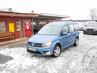 Volkswagen Caddy 1.4 TSi kombi benzin