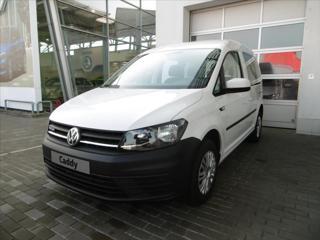 Volkswagen Caddy 1,4 TGI 81kW  Trendline kombi CNG + benzin
