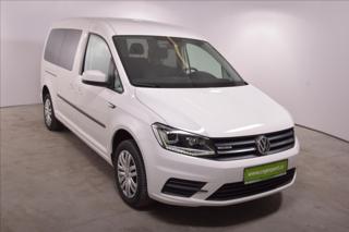 Volkswagen Caddy 1,4 TGI 5 míst + tažné  Maxi TL kombi CNG + benzin