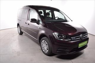 Volkswagen Caddy 1,4 TGI 7. míst DSG  Maxi TL kombi CNG + benzin