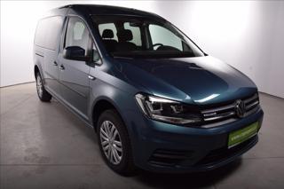Volkswagen Caddy 1,4 TGI 5. míst+TZ DSG  Maxi TL kombi CNG + benzin
