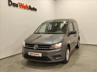 Volkswagen Caddy 1,4 TGI  Trend kombi CNG + benzin