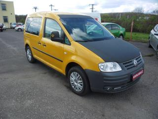 Volkswagen Caddy 1,9Tdi 77 kw LIFE kombi