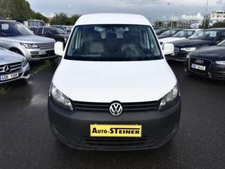 Volkswagen Caddy 1.6 TDI  Trendline / ČR / TAŽNÉ / kombi