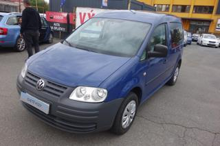 Volkswagen Caddy 1,9TDi 55kW kombi