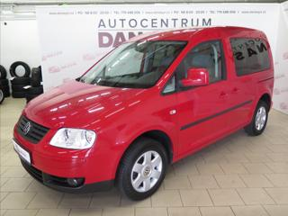 Volkswagen Caddy 1,4 16V Life 1.majitel ZÁNOVNÍ kombi benzin