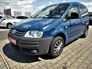 Volkswagen Caddy 2,0 16V LIFE  CNG *KLIMA* kombi CNG + benzin