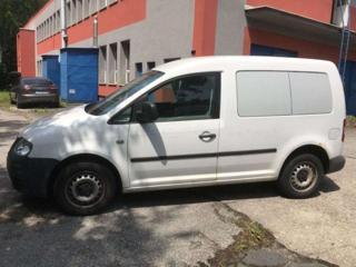 Volkswagen Caddy VAN kombi nafta