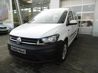 Volkswagen Caddy 1,4 TGI 81kW  Maxi Trendline kombi CNG + benzin