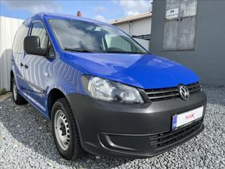 Volkswagen Caddy 2,0 TDI 4Motion,původ ČR,1.Maj kombi nafta