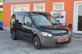 Volkswagen Caddy MAXI 2.0 TDi 103kW 7 MÍST kombi