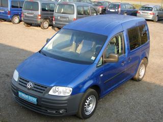 Volkswagen Caddy 1.4 16V 7-MÍST kombi