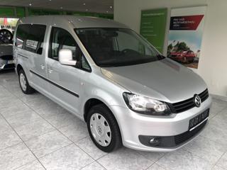 Volkswagen Caddy 2.0TDi 103kW MAXI 7 MÍST kombi