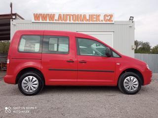 Volkswagen Caddy 1.4 i kombi benzin