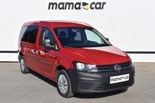 Volkswagen Caddy MAXI 2.0 TDI 4MOTION ČR 1.MAJ. kombi
