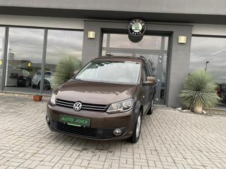 Volkswagen Caddy 1.2 TSI 77KW LIFE ALU TOP STAV kombi