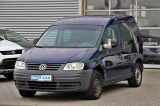 Volkswagen Caddy 2,0 SDI 51kW STK 4/2022 kombi nafta