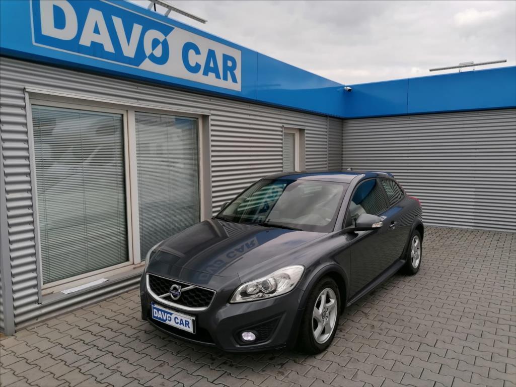 Volvo C30 2,0 110 kW Serv.kniha Automat kupé nafta