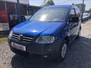Volkswagen Caddy 1,6 MPi 7 Míst  Serviska,Klima MPV benzin