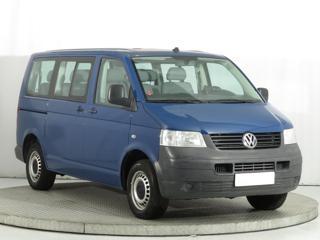 Volkswagen Caravelle 2.5 TDI 4MOTION 96kW minibus nafta