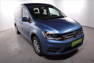Volkswagen Caddy 1,4 Maxi CNG 7.MÍST  Trendline MPV CNG + benzin