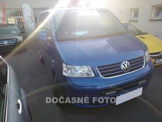 Volkswagen Caravelle 2.5 TDi 4x4 minibus nafta